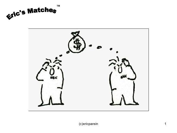 Eric's Matches TM