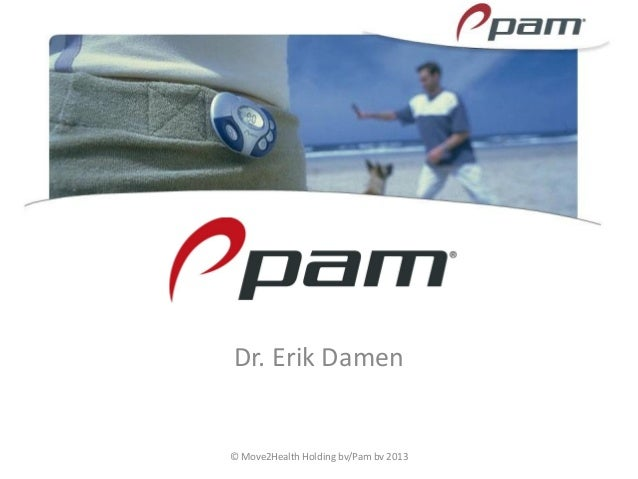 Dr. Erik Damen © Move2Health Holding bv/Pam bv 2013