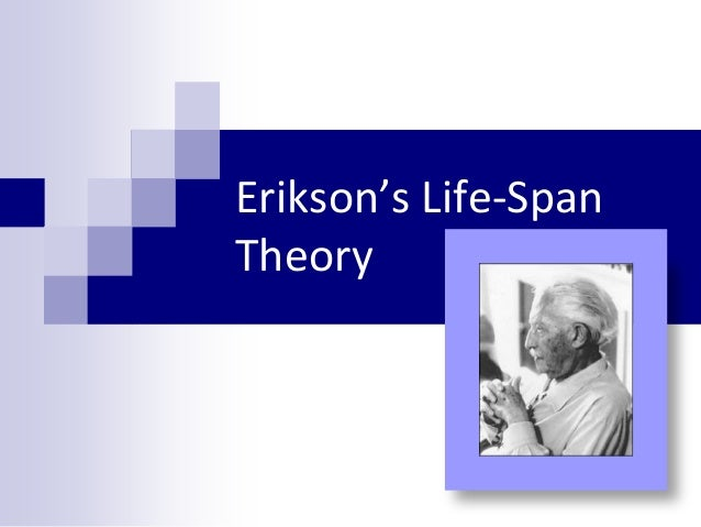 Erikson's stages (1)