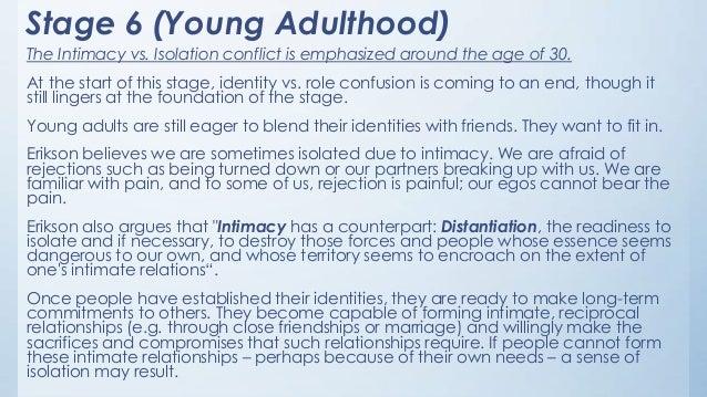 emerging adulthood essay