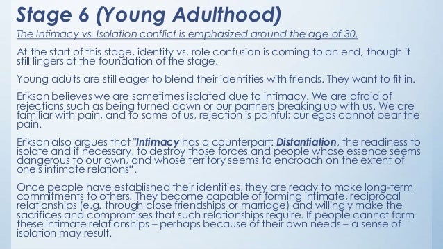 piagets early adulthood stage From adults to motivate learning page 7 piaget's principles: what changes •  there are distinct stages of cognitive development,  overview of piaget's  stages.
