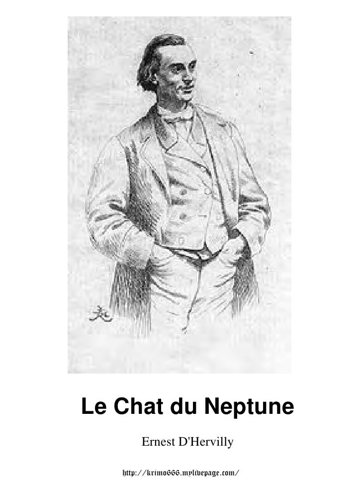Le Chat du Neptune        Ernest DHervilly   http://krimo666.mylivepage.com/