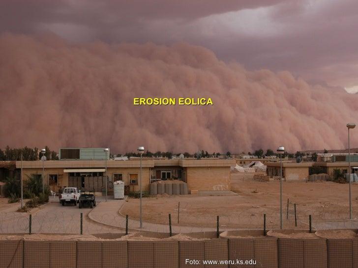 Erosion Eolica 2006 Parte I