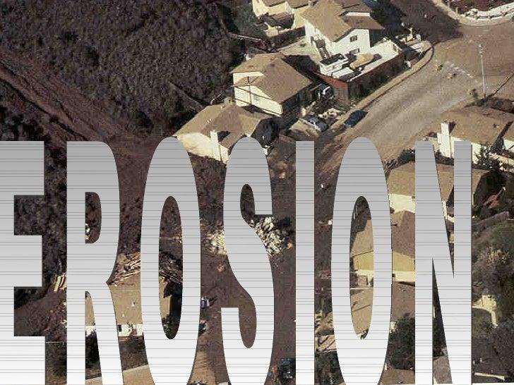 Erosion New