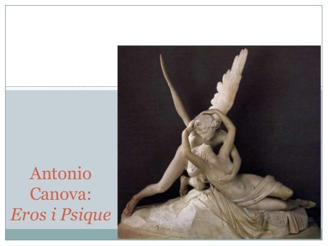 Antonio Canova: Eros i Psique