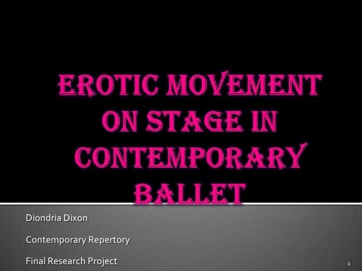 Erotic movements