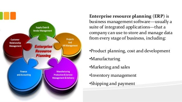 business case erp market