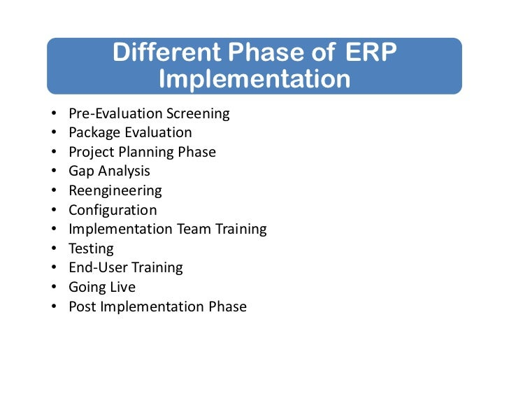 erp implementation life cycles stages Why microsoft dynamics erp projects need situational  stages of an erp and crm implementation  microsoft dynamics erp projects need.