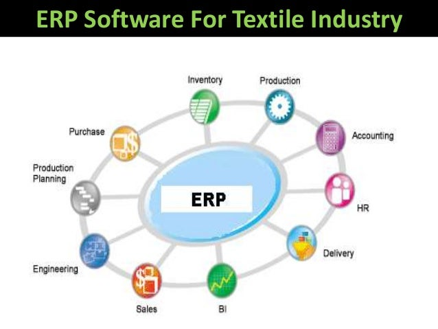 ERP Software For Textile Industry