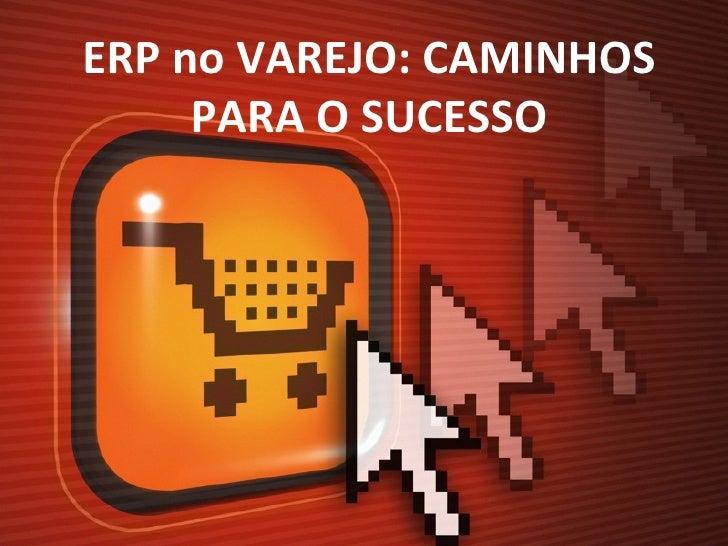 ERP no Varejo