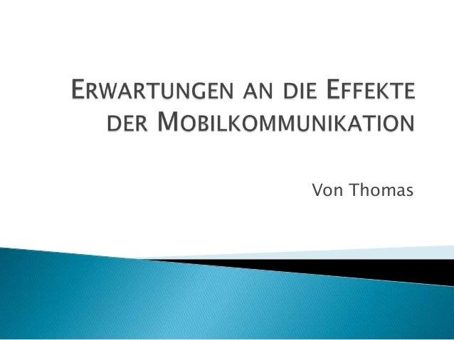 Von Thomas
