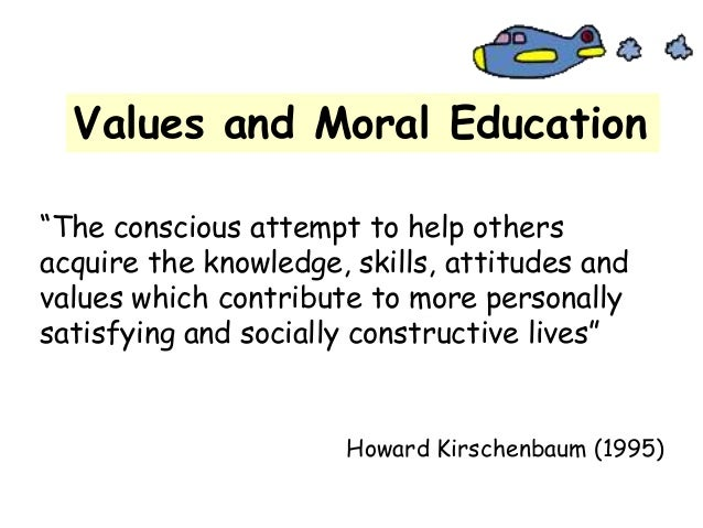 [PPT]Moral Development and Values Education - ECTA