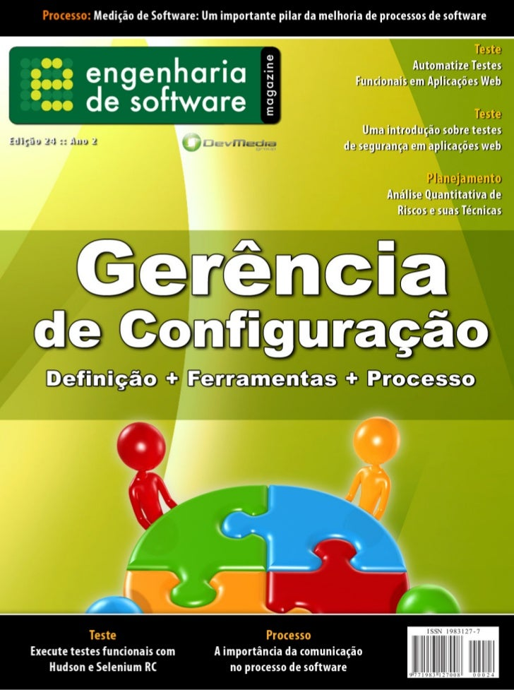 Revista Engenharia de Software n° 44