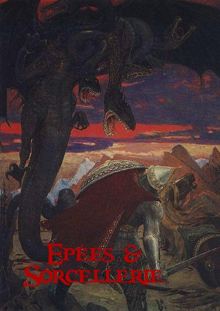 Epées & Sorcellerie