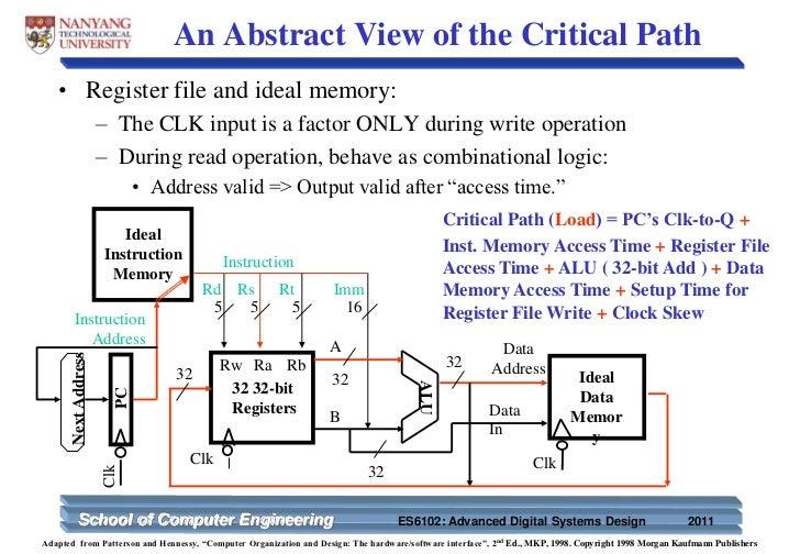 advanced computer logic case study