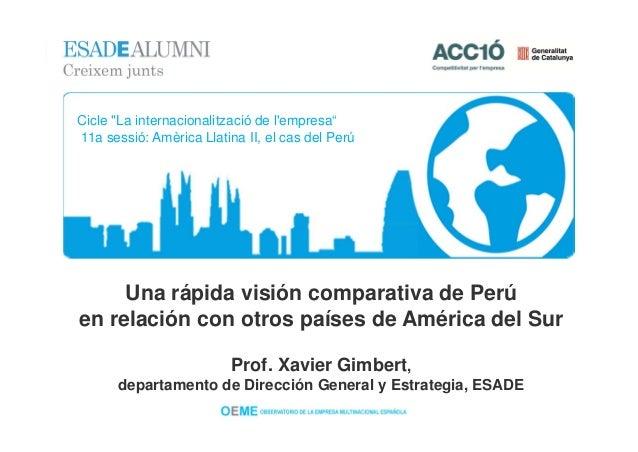 Presentació Xavier Gimbert