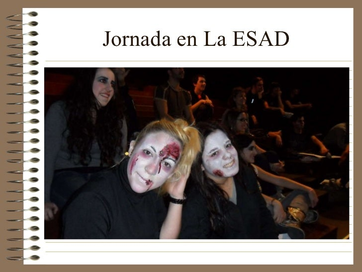 Jornada en La ESAD