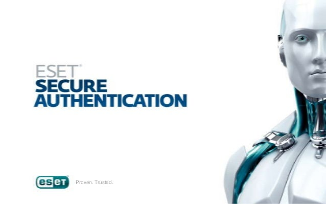 ESET is introducing its brand new product ESET Secure Authentication
