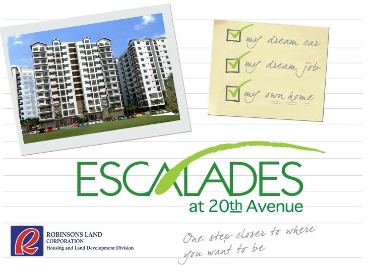Affordable Condo unit - ESCALADES at 20th Avenue