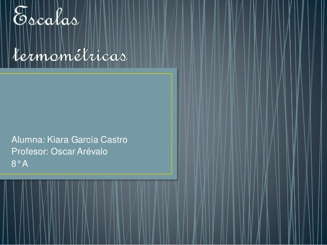 Alumna: Kiara García Castro Profesor: Oscar Arévalo 8° A