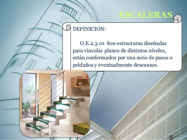 Escaleras proceso constructivo for Donde ubicar las escaleras en una vivienda