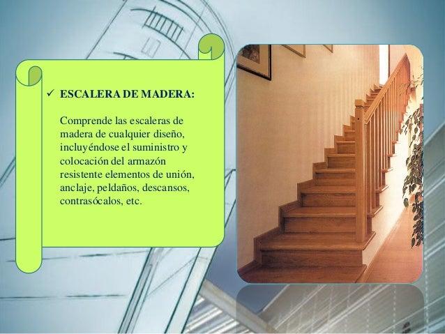 Escaleras for Como hacer una escalera de hierro con descanso