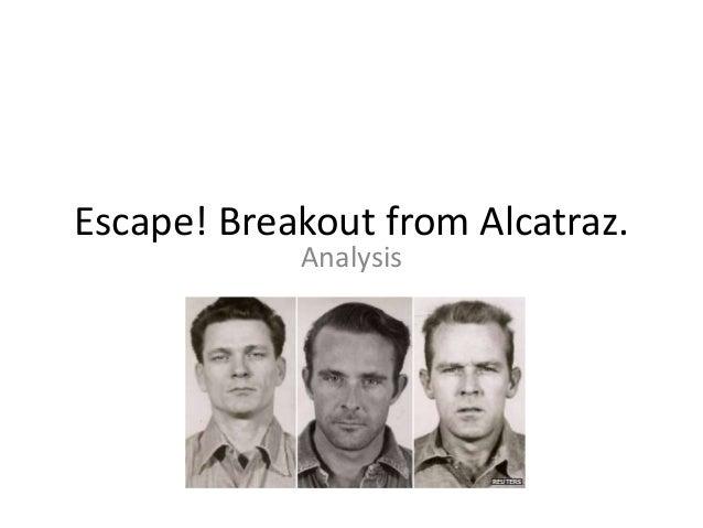 The Great Escape from Alcatraz