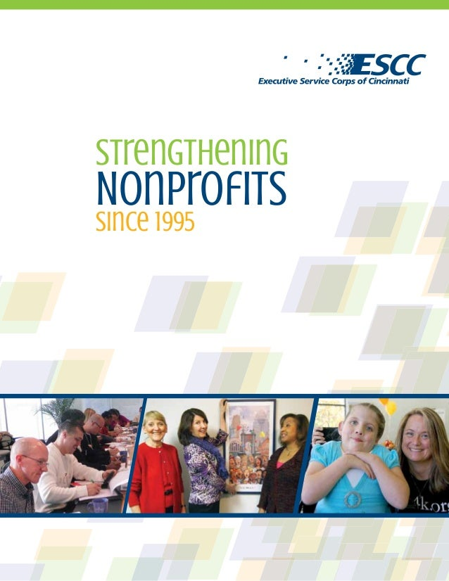 ESCC 2012 Annual Report to the Community