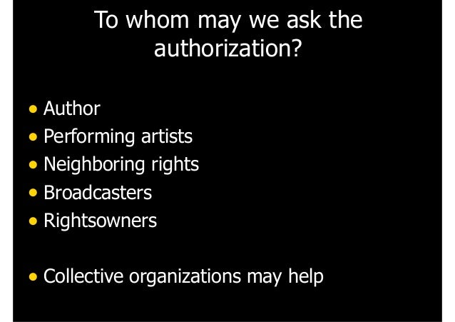 Assignment of ip rights