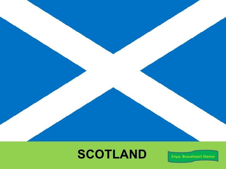 SCOTLAND Enya: Braveheart theme