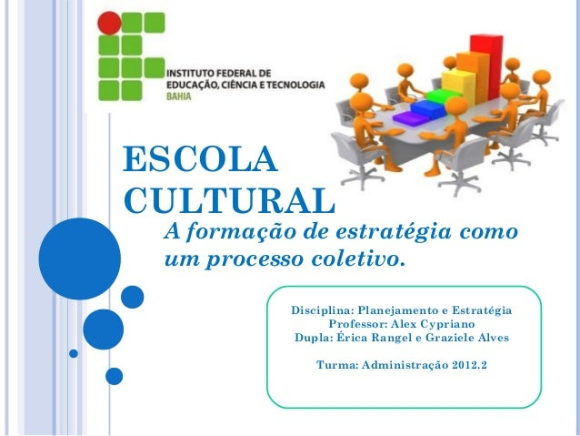 Escola cultural
