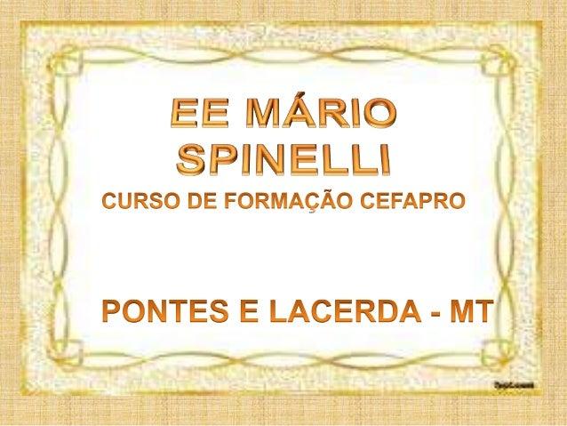 Escola Estadual Mario Spinelli