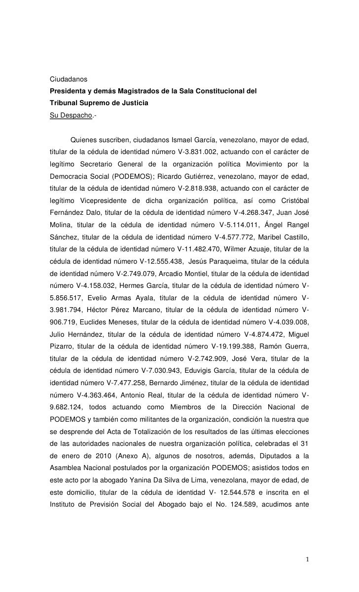 Escrito oposicion medida cautelar podemos-11-6