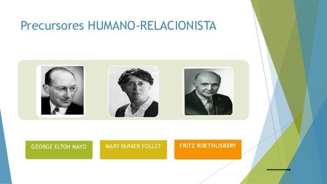 Escuela Humano Relacionista