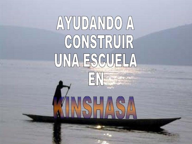 Escuela Kinshasa