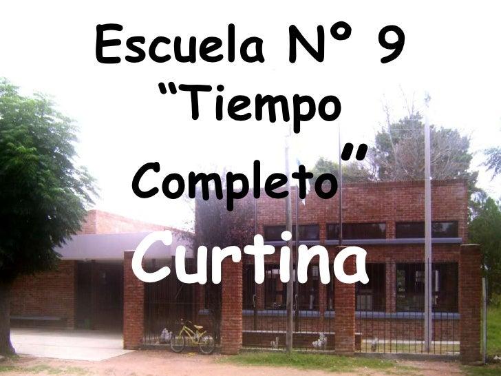 Proyecto LAPTOP XO. Escuela Nº 9. Centro de Tecnología Educativa de Tacuarembó