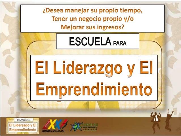 Corporación Líderes Siglo XXI Entidad sin ánimo de lucro creada en 1995 con el fin de contribuir al desarrollo social, eco...