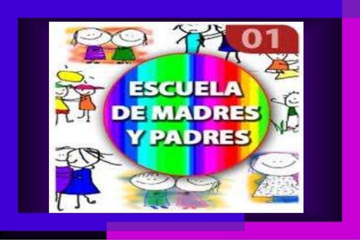 """MARCO INSTITUCIONAL DEL PROGRAMALOS FUNDAMENTOS CURRICULARES DE LAEDUCACIÓN NACIONAL, ESTABLECEN QUE:""""Los padres y madres ..."""