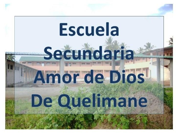 Escuela Quelimane