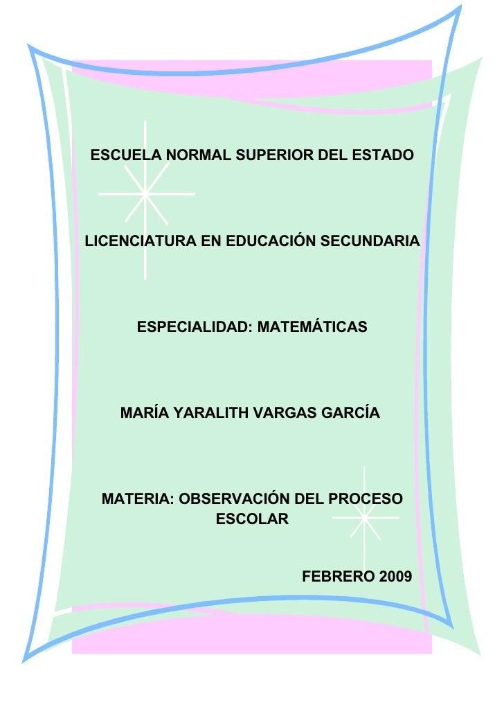 Escuela Secundaria tecnica # 35
