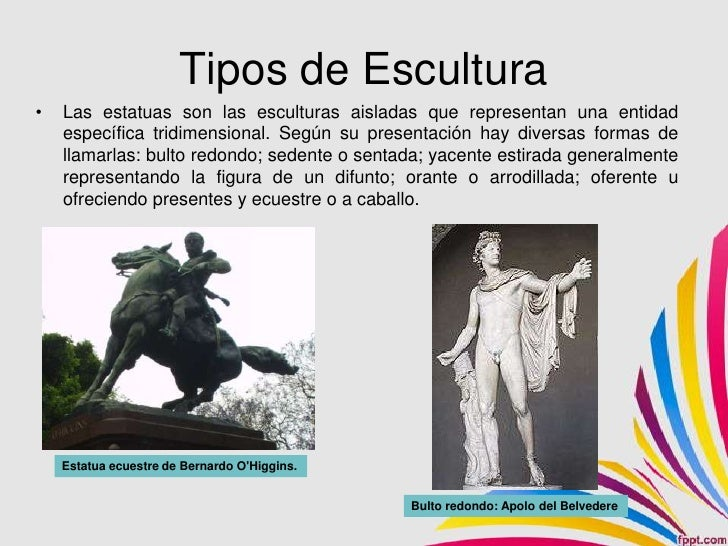 Escultura for Ornamental definicion