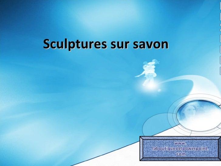 Esculturas En Jabon