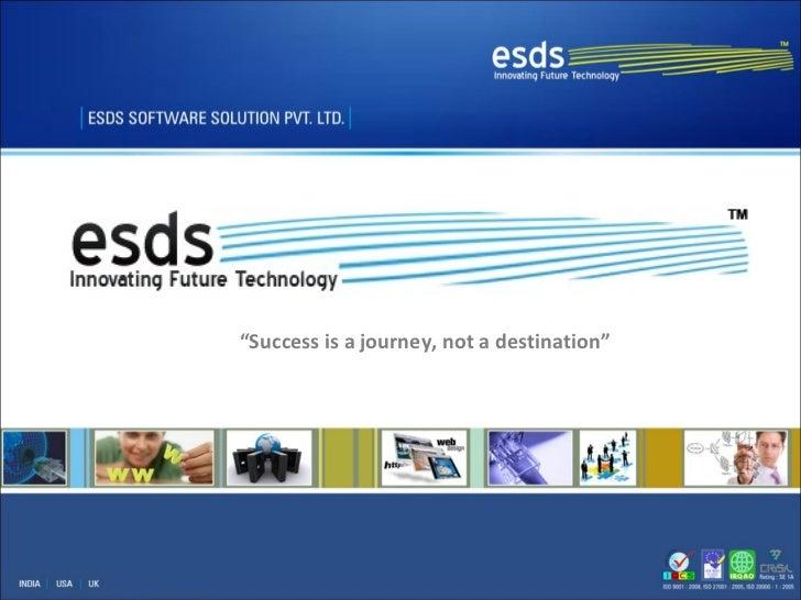 Esds Corporate Presentation