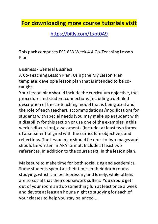 week 4 mcbride marketing paper Bsa310 week 4 individual assignment - mcbride marketing paper prepare a 3-5 page paper describing a marketing plan for mcbride financial services in completing the assignment, consider the following: what market research would you undertake.
