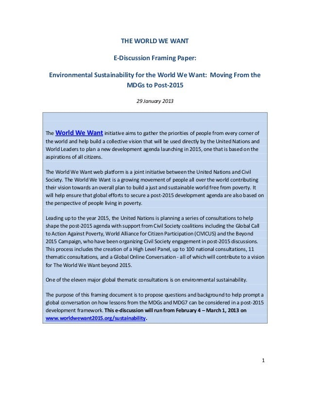 Es e discussion1_framing_paper_29_jan2013