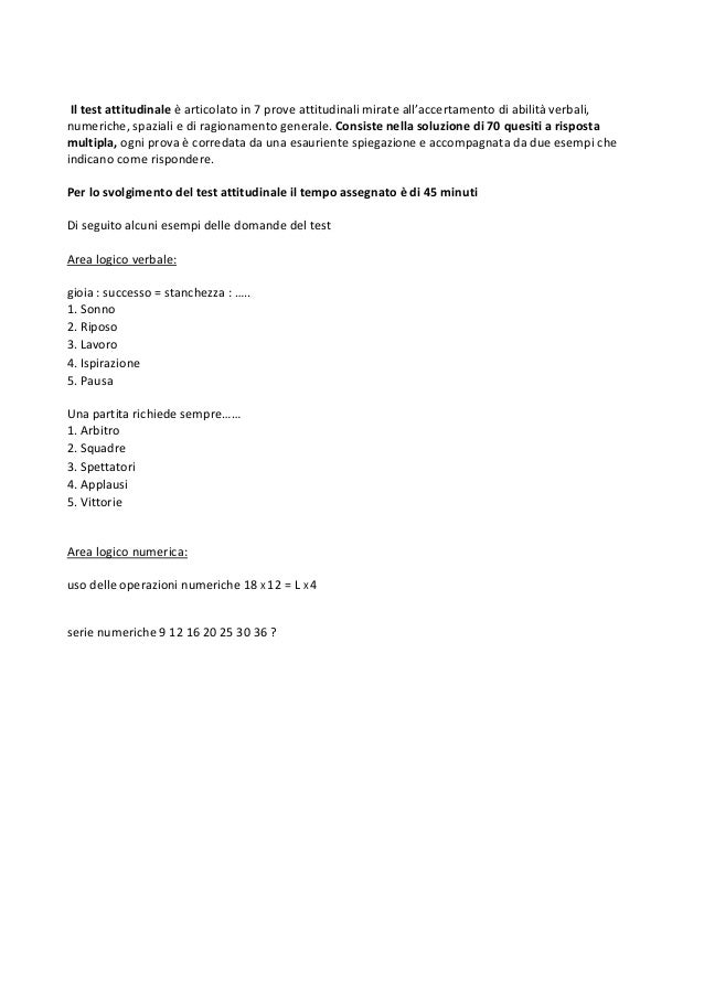 test italiano per carta di soggiorno esempio - 28 images - test di ...