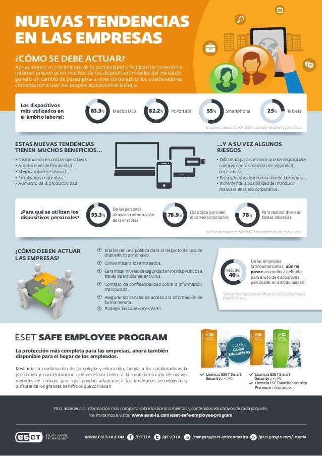 Seguridad de la Información en Empresas: Nuevas Tendencias