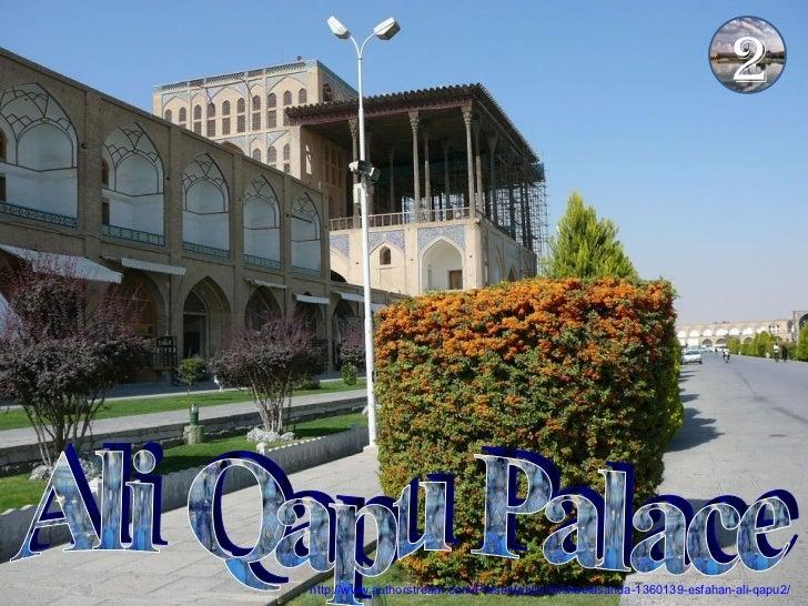 Esfahan Ali Qapu palace2