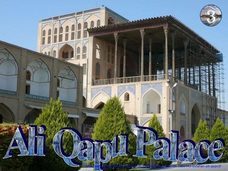 Esfahan Ali Qapu palace3