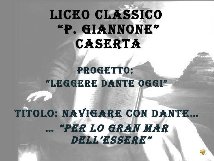 Esilio Dante Giannone
